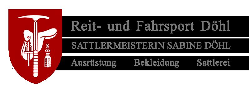 Logo Sattlerei Döhl